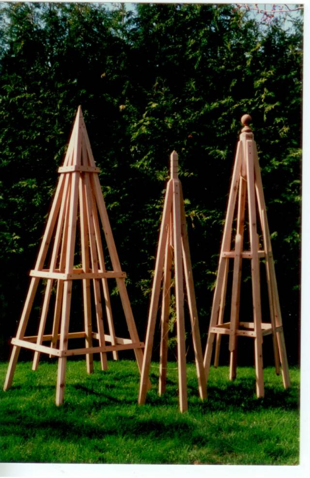 1000 Images About Garden Obelisks On Pinterest Obelisks